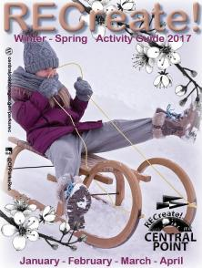 Recreation Guide - Winter Spring 2017