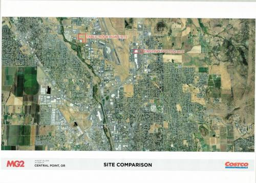 Costco Construction Central Point Oregon - Costco us locations map